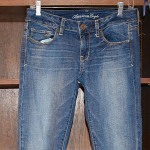 American Eagle boot cut jeans size 4